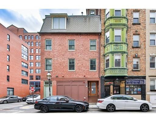 158 Endicott St #2, Boston, MA 02113