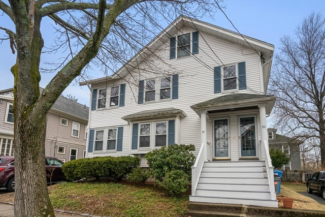 34-36 Worcester Street, Belmont, MA, 02478,  Home For Sale