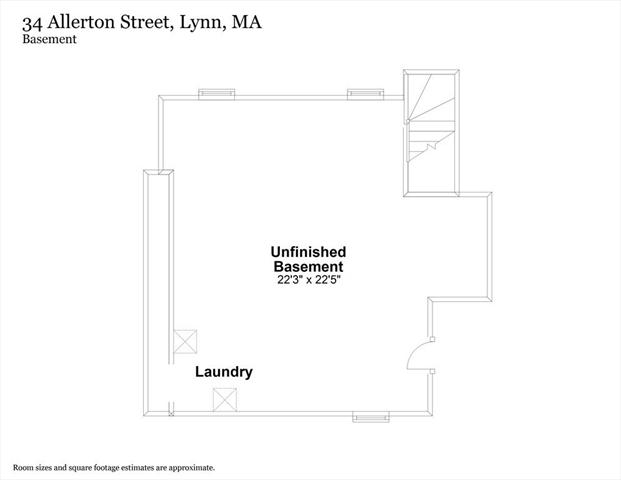 34 Allerton Street Lynn MA 01904