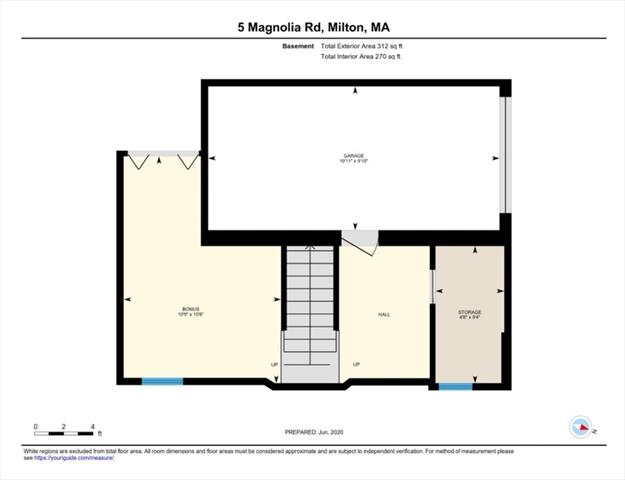 5 Magnolia Road Milton MA 02186