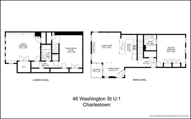 46 Washington Street Boston MA 02129