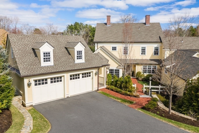 6 Fox Meadow Lane, Weston, MA, 02493,  Home For Sale