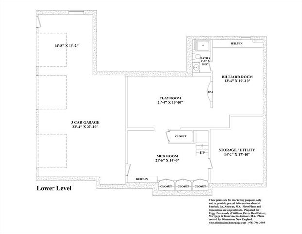 4 Paddock Lane Andover MA 01810