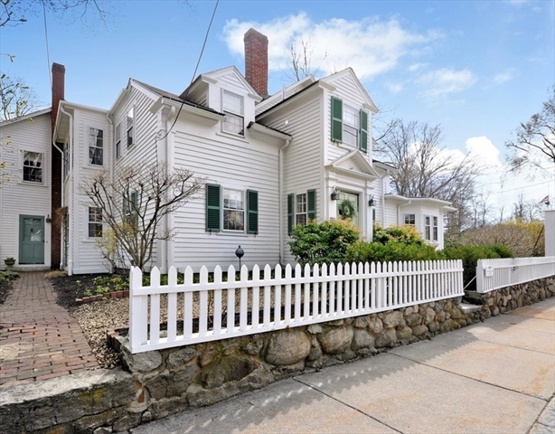 52 Bedford Street Concord MA 01742