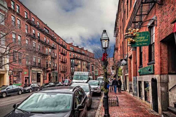 49-49B Charles St, Boston, MA, 02114, Beacon Hill Home For Sale