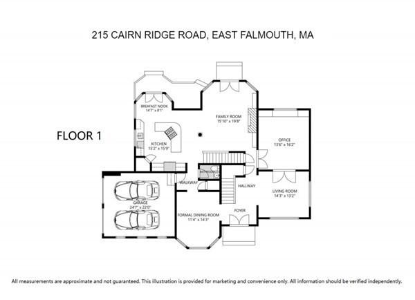 215 Cairn Ridge Road Falmouth MA 02536