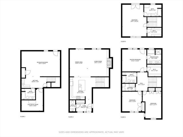 13 Elm Street Newton MA 02465