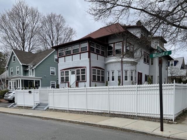 140 Bellevue Street Boston MA 02132