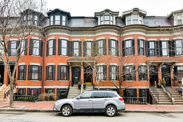 13 Dartmouth Street Boston MA 02116