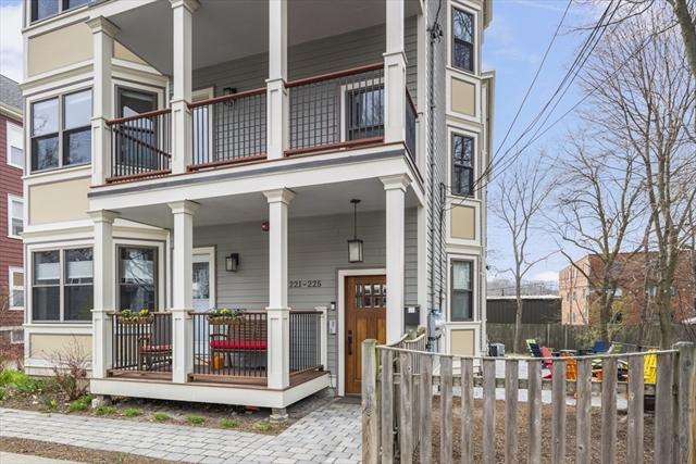 221 Wachusett Street Boston MA 02130