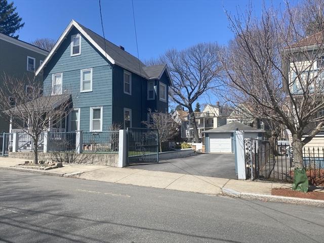41 Burt Street Boston MA 02124