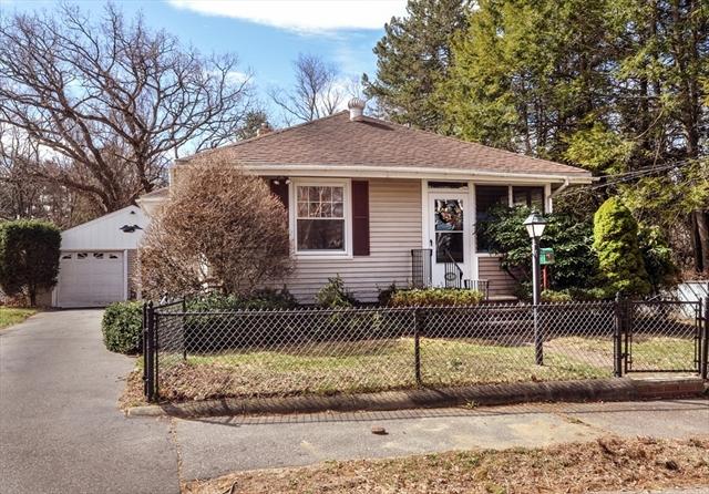 21 Maplewood Avenue Holbrook MA 02343