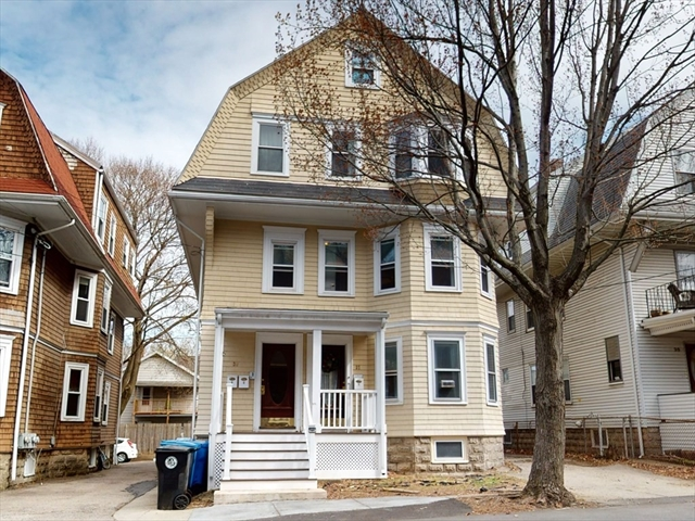 37-39 Marion Rd., Belmont, MA, 02478,  Home For Sale
