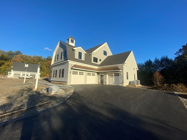 4 (Lot 8) Tuttle Lane Lynnfield MA 01940