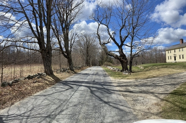 Beaman Road Princeton MA 01541