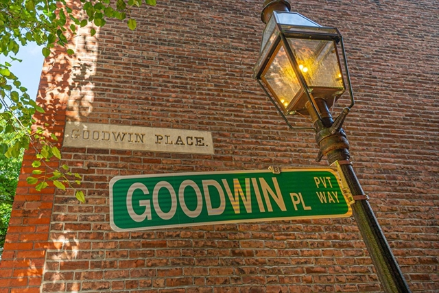 3 Goodwin Place Boston MA 02114