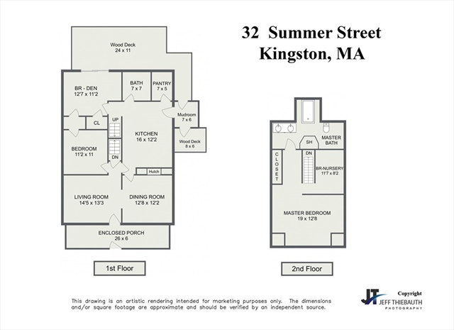 32 Summer Street Kingston MA 02364