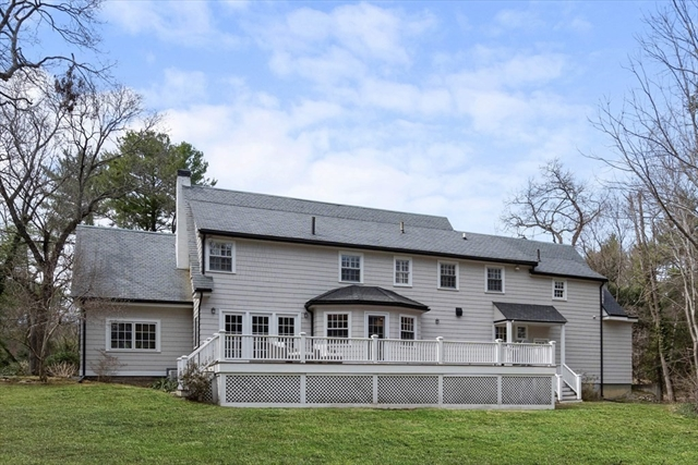 57 Ox Bow Road Weston MA 02493