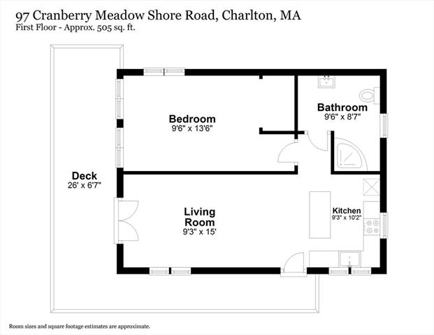 97 Cranberry Meadow Shore Road Charlton MA 01507