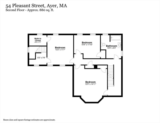 54 Pleasant Street Ayer MA 01432