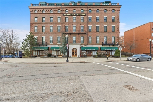 10 John Eliot Square Boston MA 02119