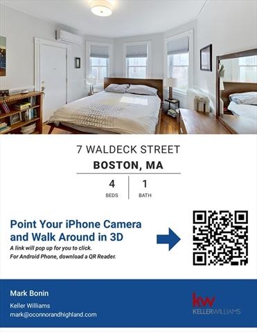 7 Waldeck Street Boston MA 02124