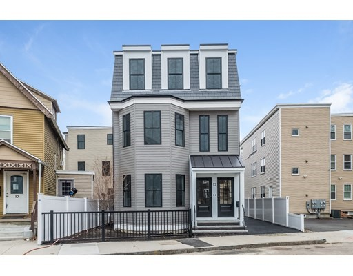 12 Bloomington Street, Boston - Dorchester, MA 02122