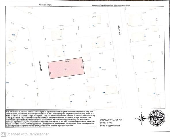 Gresham St. Lot :15 Springfield MA 01101