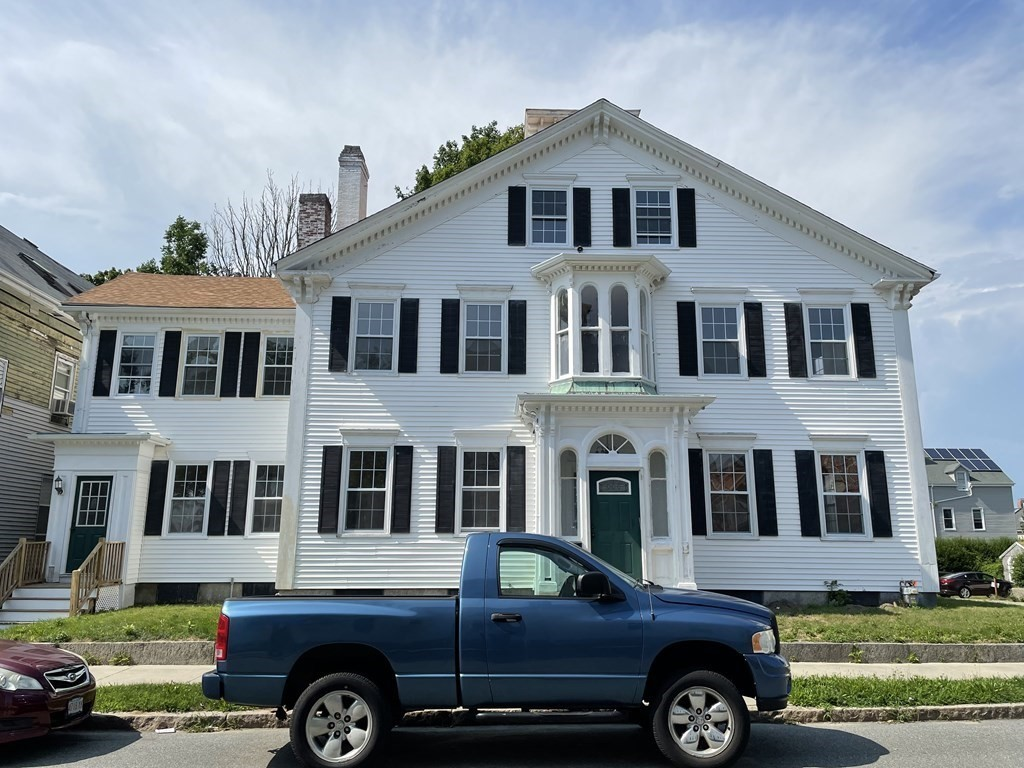 Beautifully remodeled Victorian style Captains House. Rare opportunity to own a piece of Restored History. Old meets new done right. This is the lowest priced 3000+ sq foot home in all of Bristol County!