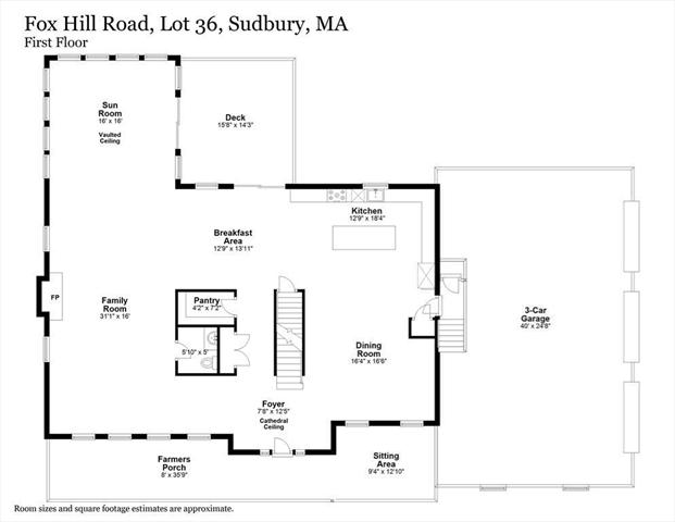 Lot 36 Fox Hill Drive Sudbury MA 01762