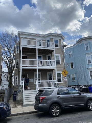 25 Ridgewood Street Boston MA 02122