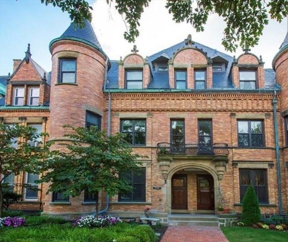 1755 Beacon Street, Brookline, MA, 02445,  Home For Sale