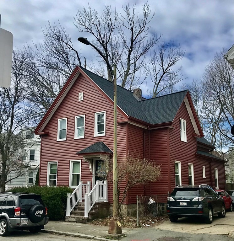 Affordable Two family! Two bedroom units, both with central heating system. Second floor recently remodeled. Ideal for owner occupied purchaser, why pay rent ?