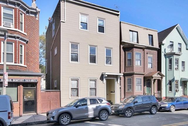 58 Bennington Boston MA 02128