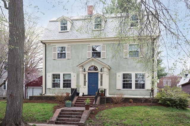 103 Colchester Street Brookline MA 02446