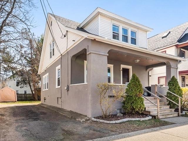 19 Hughes Street Springfield MA 01108