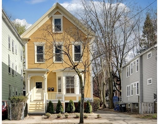 54 Cameron Ave Unit 1, Somerville, MA 02144