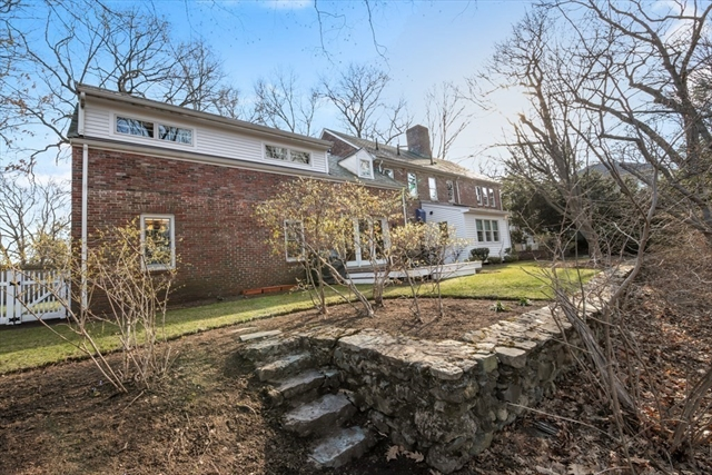 7 Cedar Road Brookline MA 02467