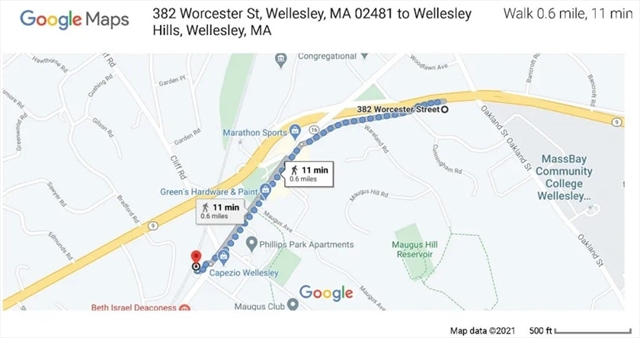382 Worcester Street Wellesley MA 02481