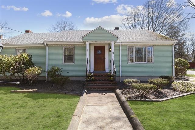 16 Sprague Avenue Brockton MA 02301