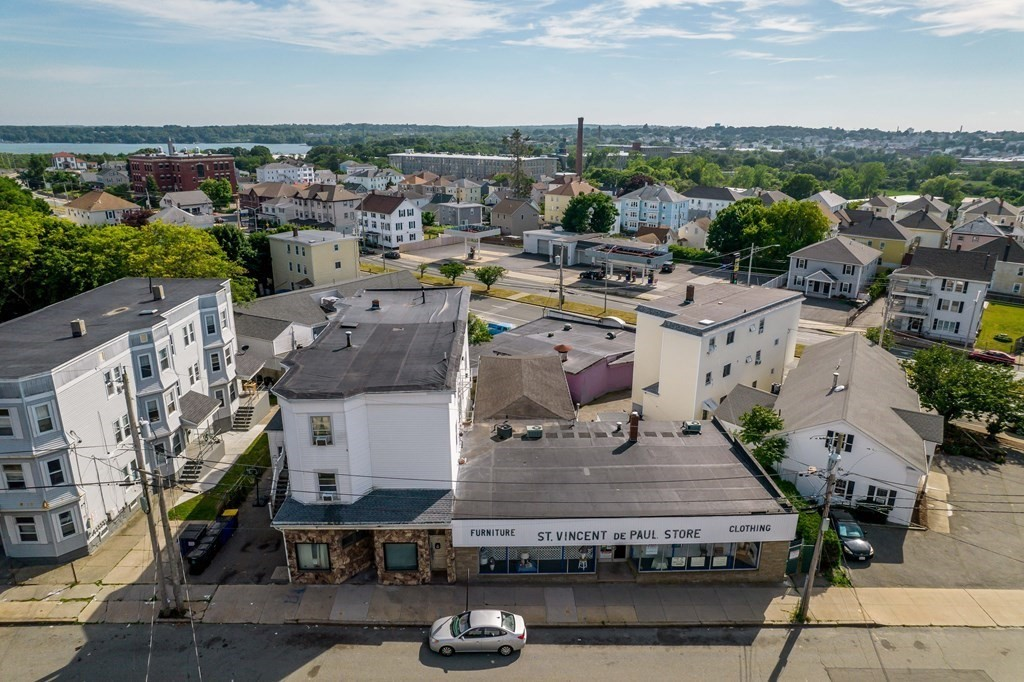 9 Unit excellent investment-All separate utilities-updated kitchens-located in the East end of Fall River, Ma.  return of 6% with an easy potential of 8.5% per annum.This property will sell quickly. Do not hesitate to call! $729,900