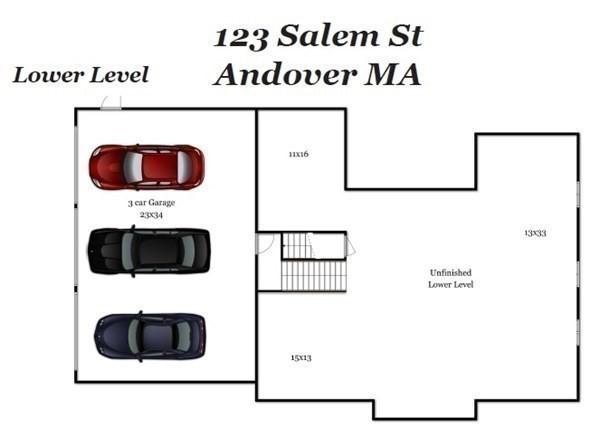 123 Salem Street Andover MA 01810