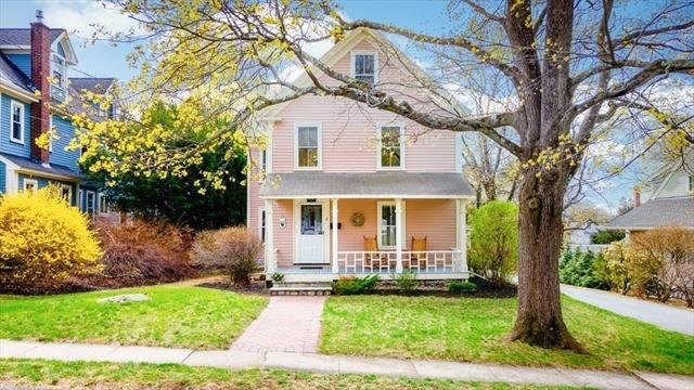 3 Wilson Street Winchester MA 01890