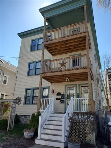 11 Kittredge Boston MA 02131