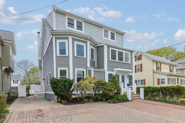 287 Cherry St, Newton, MA, 02465,  Home For Sale