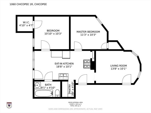 1060 Chicopee Street Chicopee MA 01013