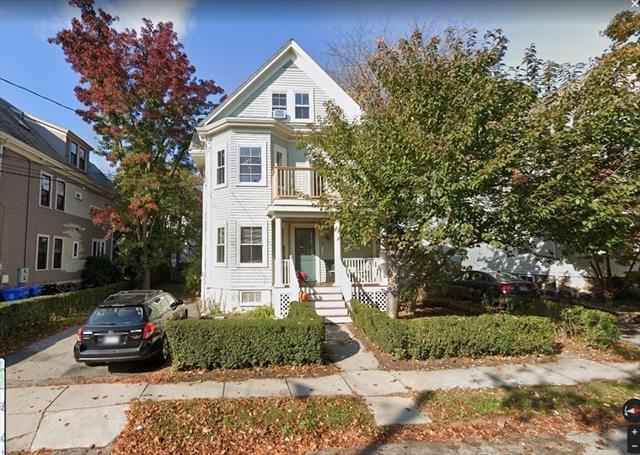 6 Worcester Street Belmont MA 02478
