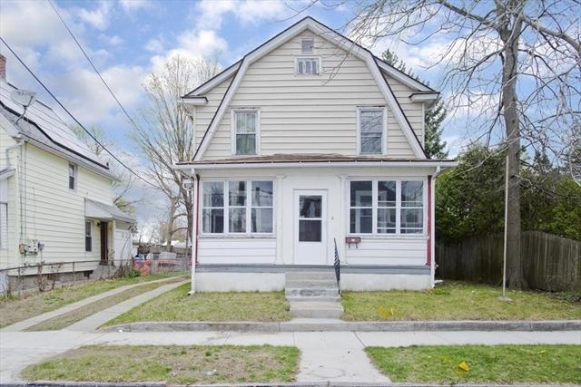 33 Mazarin Street Springfield MA 01151
