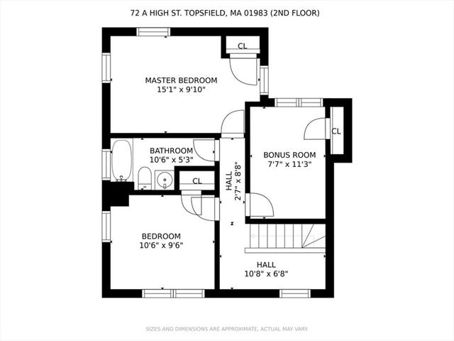 72 High Street Topsfield MA 01833