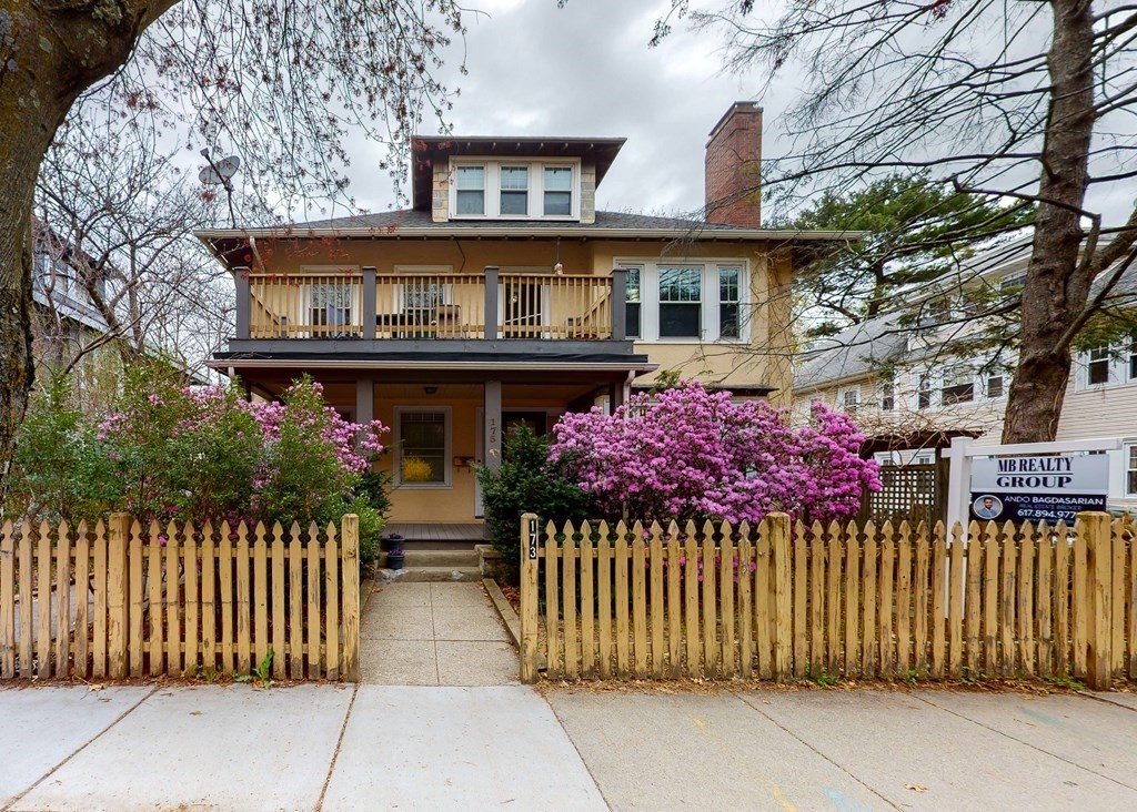 Photo of 173 Winchester st Brookline MA 02445